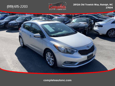 2015 Kia Forte5 for sale at Complete Auto Center , Inc in Raleigh NC