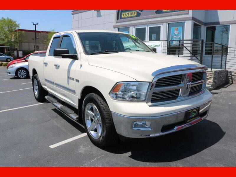 2010 Dodge Ram Pickup 1500 for sale at AUTO POINT USED CARS in Rosedale MD