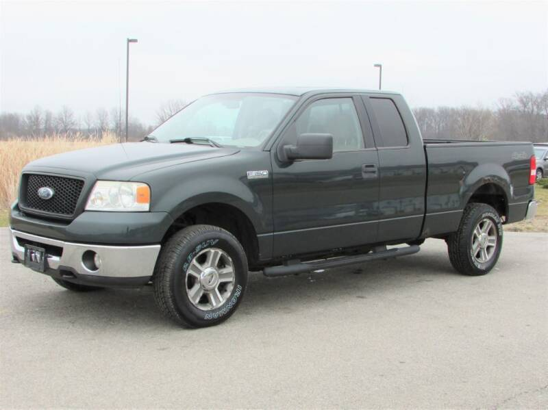 2006 Ford F-150 for sale at 42 Automotive in Delaware OH