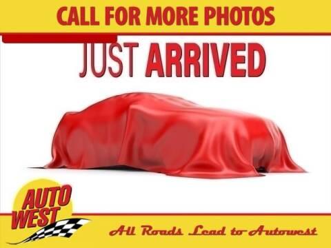 2008 Chevrolet Colorado for sale at Autowest Allegan in Allegan MI