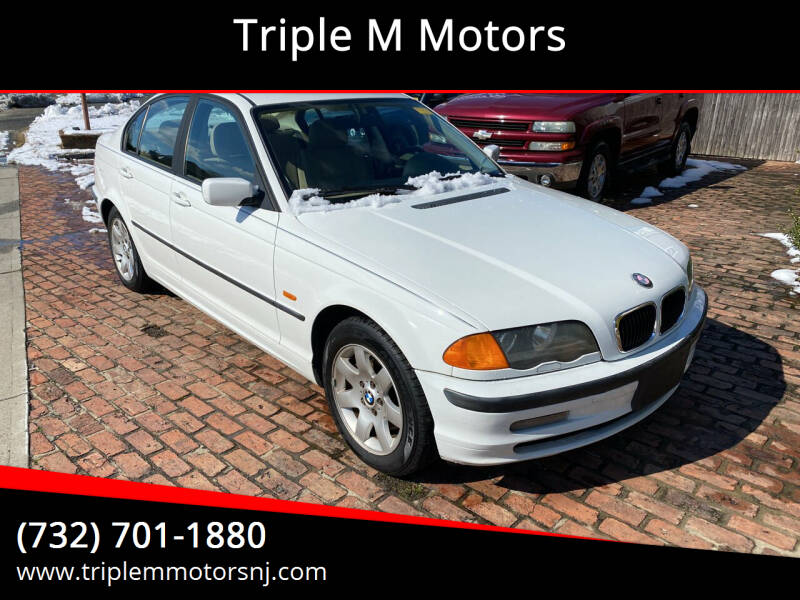 2001 BMW 3 Series for sale at Triple M Motors in Point Pleasant NJ