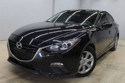 2016 Mazda MAZDA3 for sale at Flash Auto Sales in Garland TX