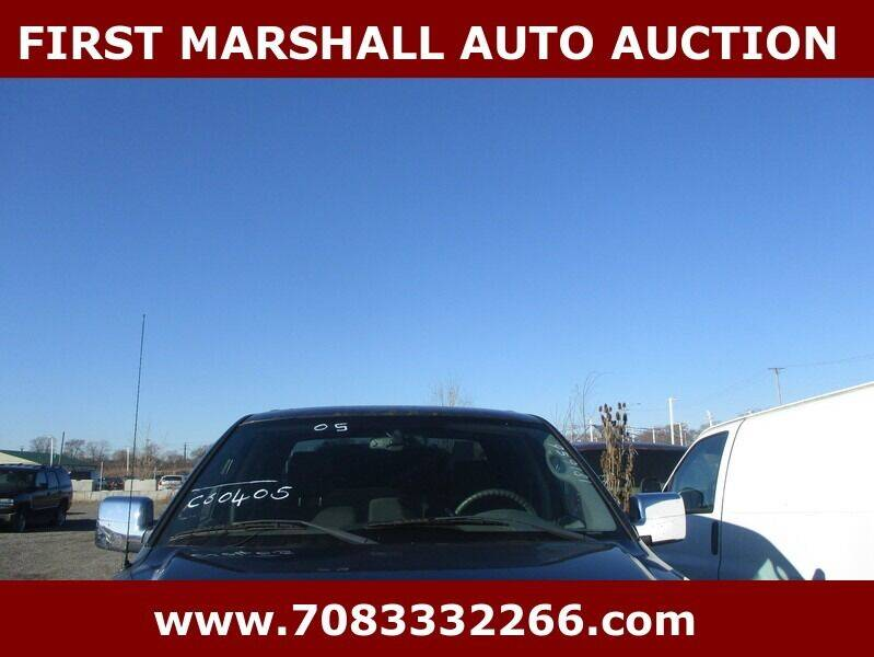 2005 Ford F-150 4dr SuperCrew FX4 4WD Styleside 5.5 ft. SB - Harvey IL