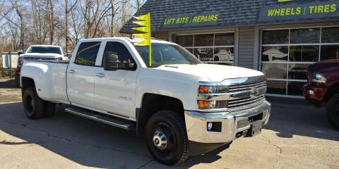 2015 Chevrolet Silverado 3500HD for sale at Kevin Lapp Motors in Plymouth MI