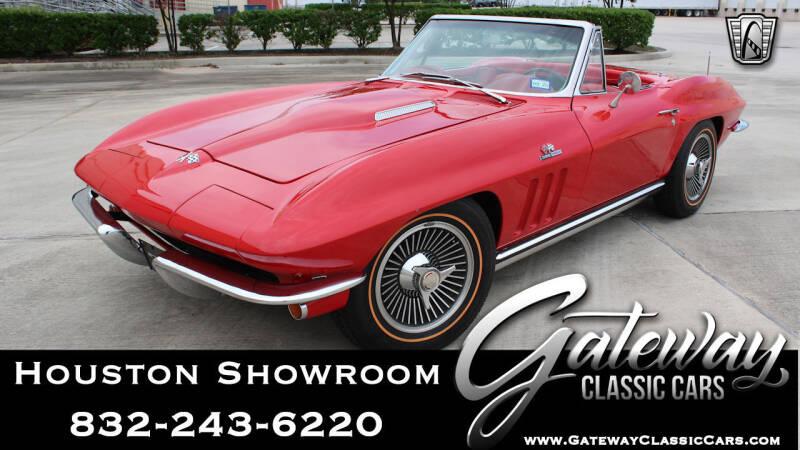 1965 Chevrolet Corvette for sale in Houston, TX