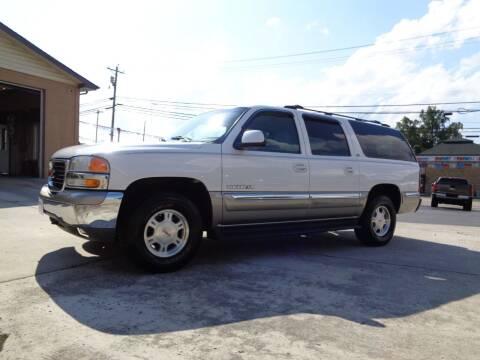 2000 GMC Yukon XL for sale at Ingram Motor Sales in Crossville TN