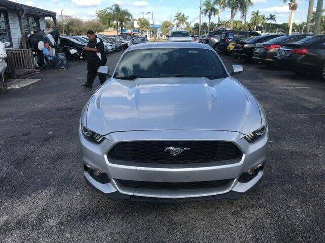 2017 Ford Mustang for sale at Denny's Auto Sales in Fort Myers FL