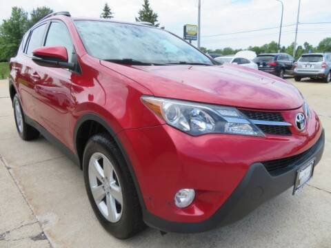 2014 Toyota RAV4 for sale at Import Exchange in Mokena IL