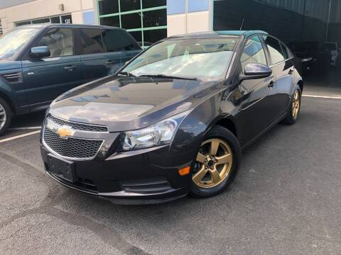 2014 Chevrolet Cruze for sale at Best Auto Group in Chantilly VA