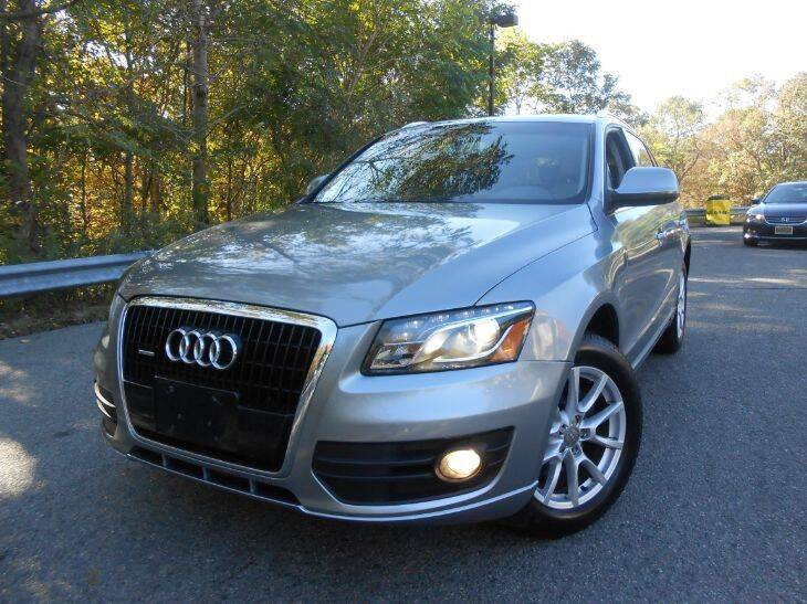 2010 Audi Q5 for sale at Skyline Motors in Ringwood NJ