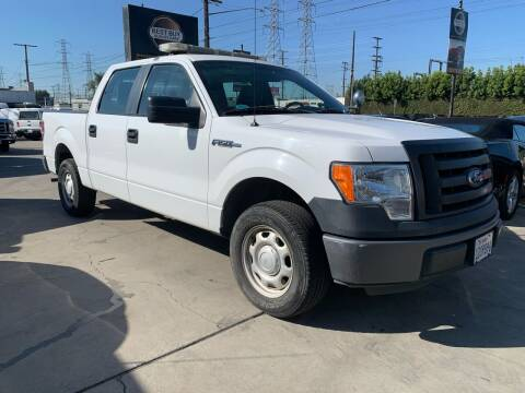 2011 Ford F-150 for sale at Best Buy Quality Cars in Bellflower CA