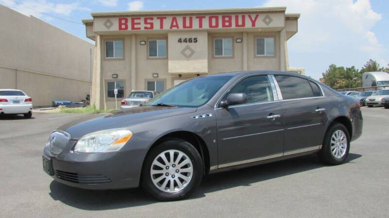 2007 Buick Lucerne for sale at Best Auto Buy in Las Vegas NV