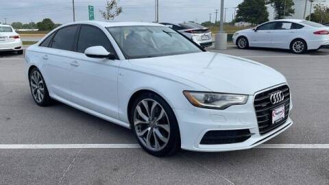 2014 Audi A6 for sale at Napleton Autowerks in Springfield MO