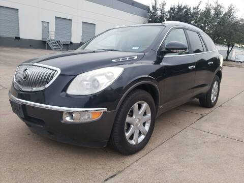 2008 Buick Enclave for sale at ZNM Motors in Irving TX