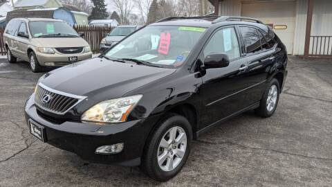 2009 Lexus RX 350 for sale at Kidron Kars INC in Orrville OH