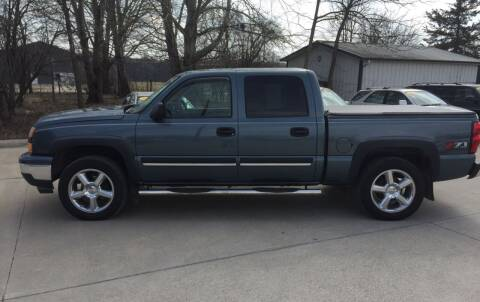 2006 Chevrolet Silverado 1500 for sale at 6th Street Auto Sales in Marshalltown IA