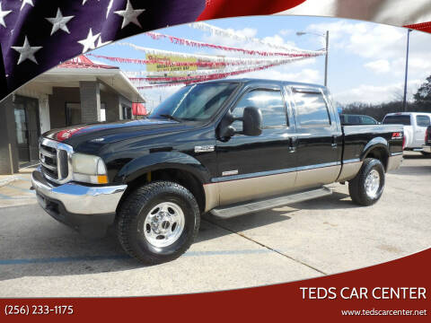 2002 Ford F-250 Super Duty for sale at TEDS CAR CENTER in Athens AL