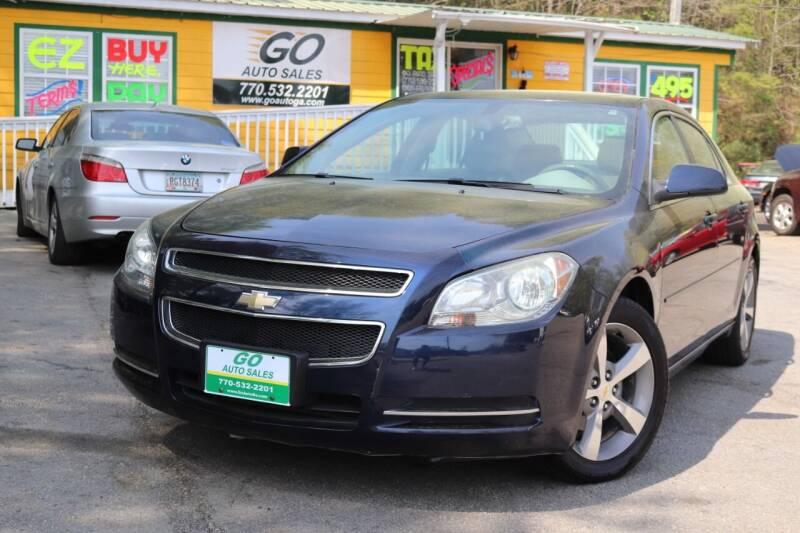 2009 Chevrolet Malibu for sale at Go Auto Sales in Gainesville GA