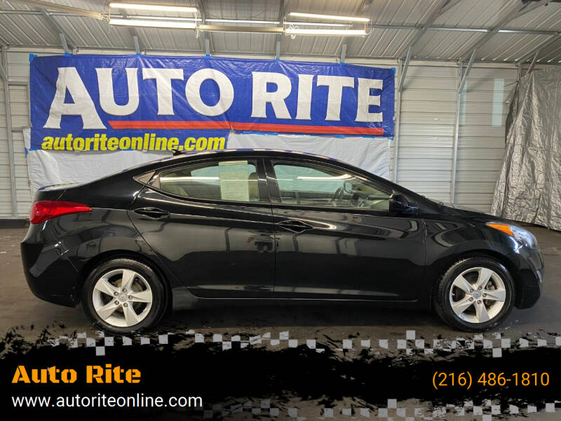 2013 Hyundai Elantra for sale at Auto Rite in Cleveland OH