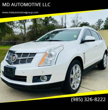 2011 Cadillac SRX for sale at MD AUTOMOTIVE LLC in Slidell LA
