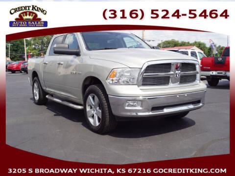 2009 Dodge Ram Pickup 1500 for sale at Credit King Auto Sales in Wichita KS