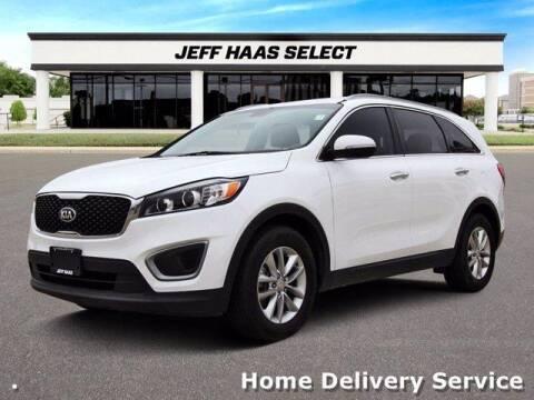 2016 Kia Sorento for sale at JEFF HAAS MAZDA in Houston TX