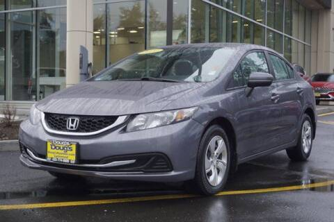 2014 Honda Civic for sale at Jeremy Sells Hyundai in Edmunds WA