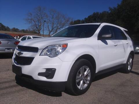 2015 Chevrolet Equinox for sale at Best Buy Autos in Mobile AL