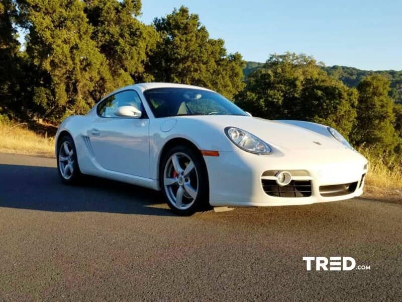 2008 Porsche Cayman for sale in San Francisco, CA