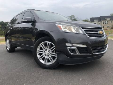 2014 Chevrolet Traverse for sale at el camino auto sales in Gainesville GA