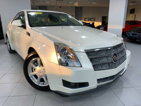2008 Cadillac CTS for sale at Auto Mall of Springfield in Springfield IL
