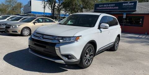2016 Mitsubishi Outlander for sale at Prime Auto Solutions in Orlando FL