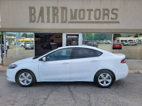 2015 Dodge Dart for sale at BAIRD MOTORS in Clearfield UT