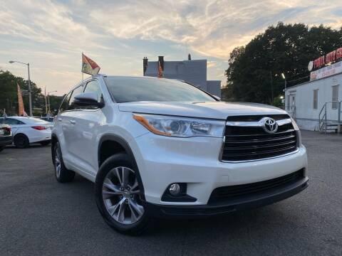 2014 Toyota Highlander for sale at PRNDL Auto Group in Irvington NJ
