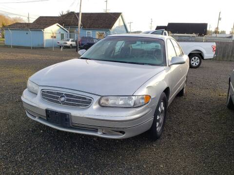 2003 Buick Regal for sale at Aberdeen Auto Sales in Aberdeen WA