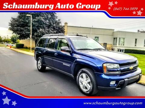2004 Chevrolet TrailBlazer EXT for sale at Schaumburg Auto Group in Schaumburg IL