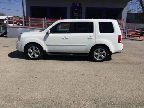 2012 Honda Pilot for sale at Your Car Store in Conroe TX
