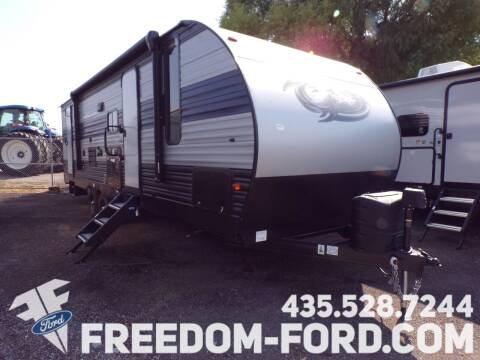 2021 Forest River Cherokee 274DBH for sale at Freedom Ford Inc in Gunnison UT