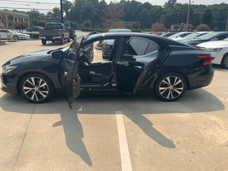 2018 Nissan Maxima for sale at A & K Auto Sales in Mauldin SC
