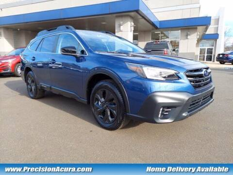 2020 Subaru Outback for sale at Precision Acura of Princeton in Lawrenceville NJ