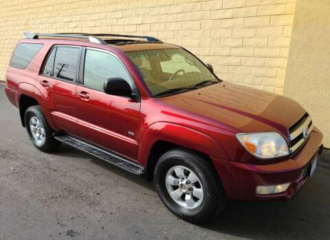 2005 Toyota 4Runner for sale at Cars To Go in Sacramento CA