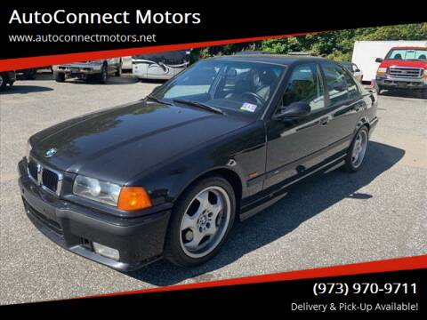 1997 BMW M3 for sale at AutoConnect Motors in Kenvil NJ