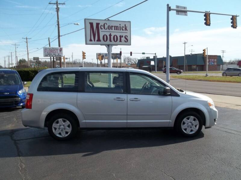2010 Dodge Grand Caravan SE 4dr Mini-Van - Decatur IL