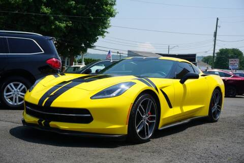 2015 Chevrolet Corvette for sale at HD Auto Sales Corp. in Reading PA