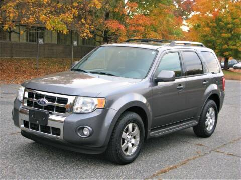 2010 Ford Escape for sale at The Car Vault in Holliston MA