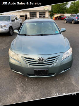 2009 Toyota Camry for sale at US1 Auto Sales & Service in Penndel PA