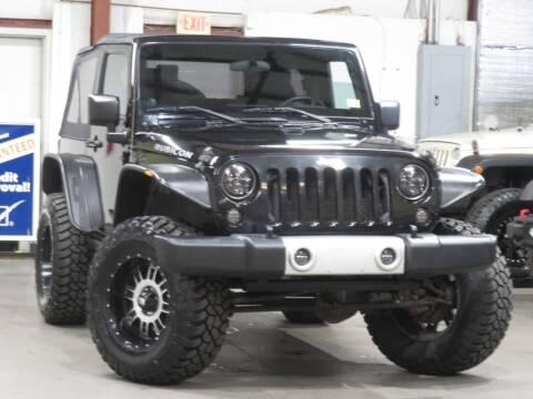 2008 Jeep Wrangler for sale at CarPlex in Manassas VA