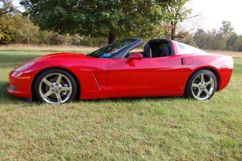 2007 Chevrolet Corvette for sale at New Hope Auto Sales in New Hope PA