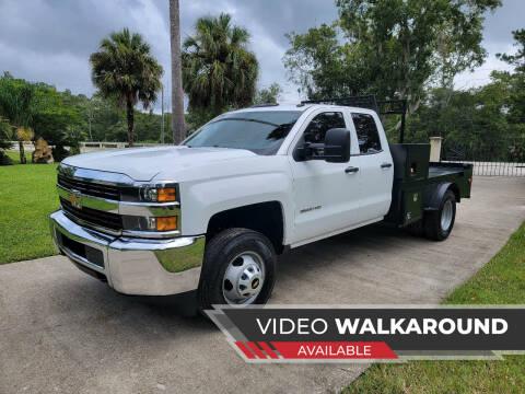 2017 Chevrolet Silverado 3500HD for sale at Lake Helen Auto in Orange City FL