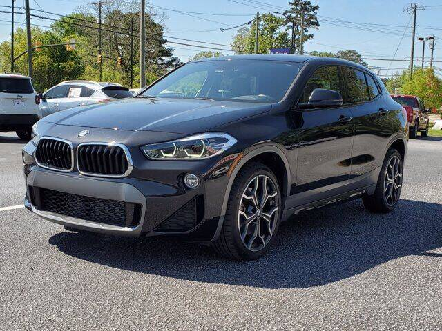 2018 BMW X2 for sale at Gentry & Ware Motor Co. in Opelika AL